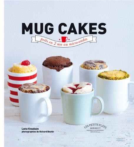 Livre Cuisine Mug Cake
