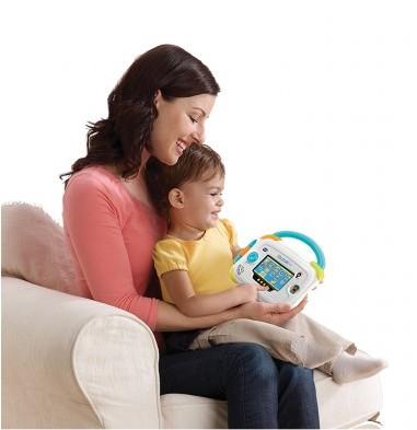 zoom sur la tablette pour enfant. Black Bedroom Furniture Sets. Home Design Ideas