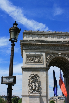Arc Triomphe Paris