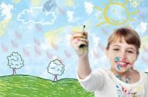 activités enfants peinture