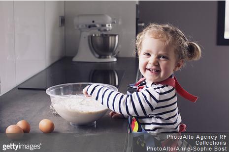 Cuisine : comment l'adapter aux enfants pour cuisiner en famille ?