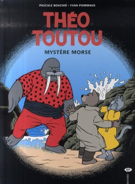 Theo Toutou : mystere morse