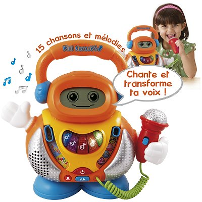 Kidi Karaoke pour enfants par Vtech
