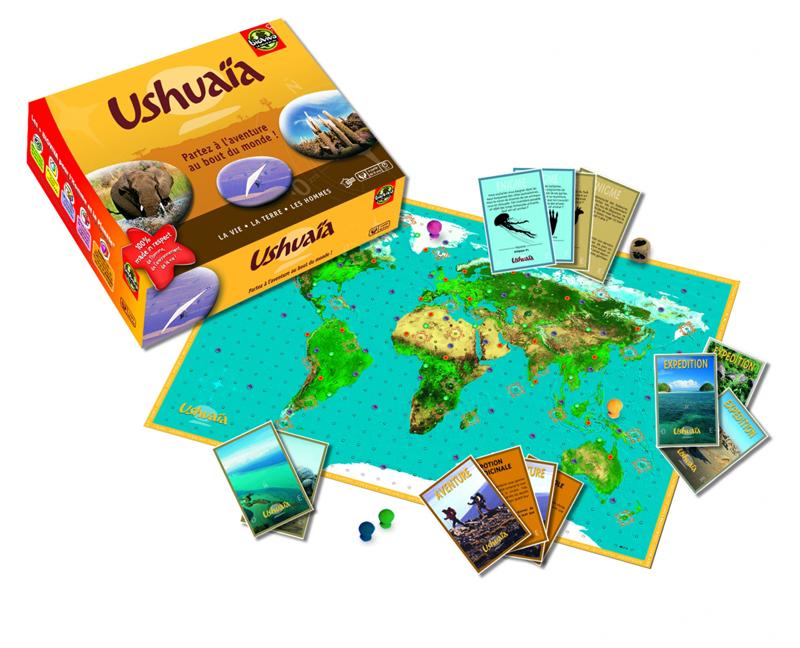 jeu aventure Ushuaia